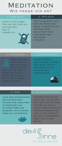 Eine erste Einführung zur Meditation - für Anfänger!