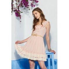 Maggie Sweet Vestido Candela Rosa