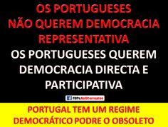 #DEMOCRACIA #DIRECTA E #PARTICIPATIVA versus #DEMOCRACIA #REPRESENTATIVA https://www.facebook.com/FDPv.AntiCorruptos/photos/a.529011263790395.125239.529007030457485/1027510360607147/?type=1&theater…