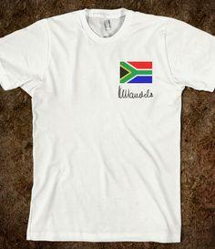 Nelson Mandela Signature 2 T-Shirt