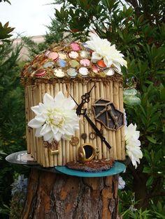 Abstract Art & Travel Photography: Disney/Epcot Fairy Garden &emdash;