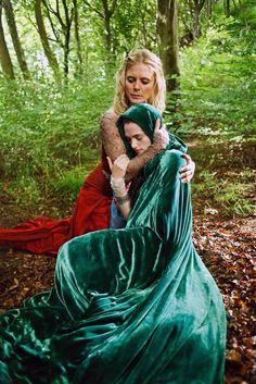 Morgause & Morgana