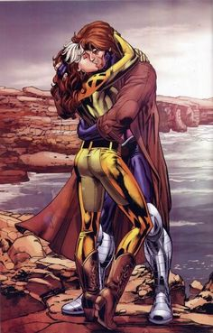 Rogue - X-Men Wiki - Wolverine, Marvel Comics, Origins
