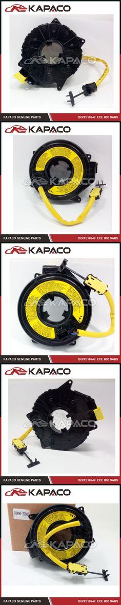 KAPACO Auto Parts Spiral Cable Sub-Assy 93490-2D000 For HYUNDAI SANTA FE ELANTRA OPIRUS