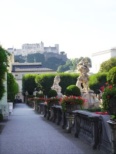 Mirabell Garden in Salzburg, Austria (Photo: Claudia Juestel)