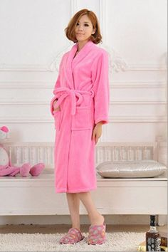669cc9569e 2016 Winter Autumn thick flannel men s women s Bath Robes gentlemen s  homewear male sleepwear lounges pajamas pyjamas