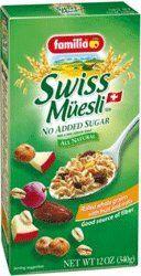 Swiss Muesli (No Added Sugar) - 12oz [3 units] by Familia. - http://sleepychef.com/swiss-muesli-no-added-sugar-12oz-3-units-by-familia/