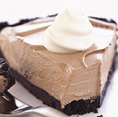 COOL WHIP Chocolate Pie.. Easy peasy. MTHomas 2011