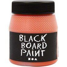 black board paint, orange 70dkk