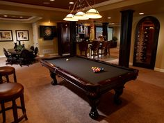 Basement Finishing Ideas and Options | Home Remodeling - Ideas for Basements, Home Theaters & More | HGTV