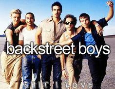 back street boys.