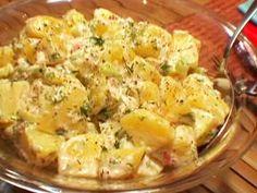 Creamy Dill Potato Salad-Dave Lieberman