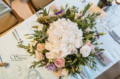 Цветята за масите на гостите
