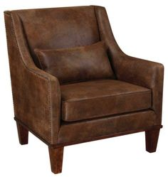 Uttermost 23030 Clay - Armchair, Natural Tan Finish with Natural Tanned Leather Shade Uttermost http://www.amazon.com/dp/B005TVUZK0/ref=cm_sw_r_pi_dp_Bpr1ub1D389HM