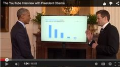 Learning from Obama's YouTube Engagement. President Obama followed up his State of the Union Address with a surprising decision. Rather than making the rounds on the usual press circuit, he conducted a series of interviews with some of YouTube's biggest stars.