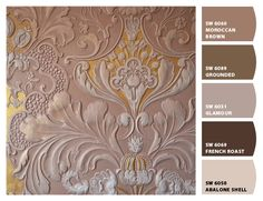 Paint colors from ColorSnap by Sherwin-Williams Paint Color Schemes, Paint Colors, Cultured Marble Shower Walls, Las Vegas Hotel Deals, Hong Kong Art, Hotels For Kids, Colour Board, Cultured Pearls, Decor Interior Design