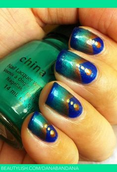 On A Whim | Pinkie G.'s (pinkiegrey)  #nail #nails #nailsart