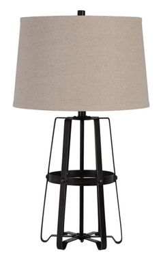 Table Lamp - Metal Table Lamp (1/CN)