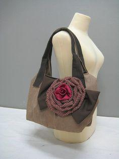 Handmade bag from etsy