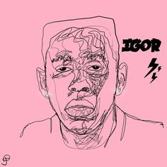 Tyler the Creator - Igor Tyler The Creator Wallpaper, Papi, Flower Boys, Photo Wall Collage, Pink Aesthetic, New Wall, Poster Wall, Aesthetic Pictures, Cover Art