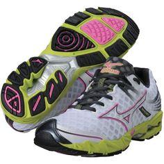 Mizuno Wave Precision 12 Neutral Running Shoe - Women's