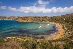 Spiagge più belle Malta: Ghajn Tuffieha, Malta