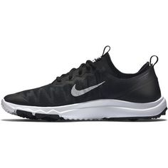 af158cd1fab1 Awesome Awesome Nike FI Bermuda Women s Spikeless Golf Shoe - Black White   GolfShoes