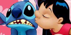Besos ♥, Lilo y Stich (2002)