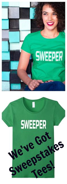 Sweeper- #Sweepstakes Lover T-Shirt   #giveaway #contest #entertowin #win #winner