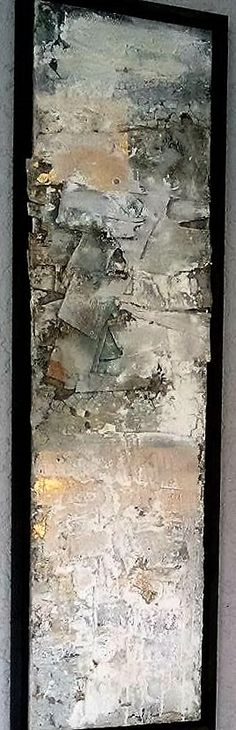 mixed media 30x120 Sonja Bittlinger