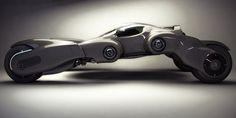 Citroen Taranis Two-Seater Off-Road Racer by Peter Norris