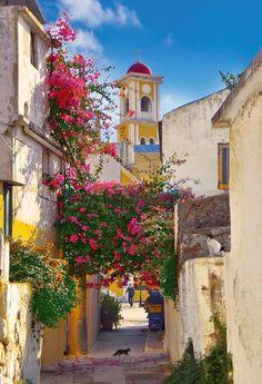 Greece travel inspiration summer in chania crete nikos Crete Island, Greece Islands, Santorini, Mykonos Greece, Athens Greece, The Places Youll Go, Places To Go, Beautiful World, Beautiful Places