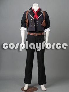 BioShock Infinite Booker DeWitt Cosplay Costume par cosplayforce