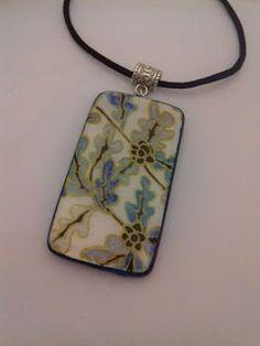 goodartday - handpainted jewel - wearable art -