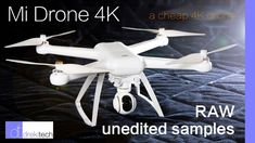 Mi Drone 4K || Raw Footage (No Colour/Brightness Editing) || One of the best budget 4K drones?  Different scenes: 0:00 || 1:00 || 2:00 || 3:00 || 4:00 || 5:00 || 6:00 || Buy it here: http://dreki.tech/mi-drone-gb  Bit of a teaser for the upcoming review. You can see what it films like without colour editing or my voice over. The Mi Drone does not include any audio while filming so I threw some royalty free music over it.  Im still learning to fly / film and learning some techniques but I…