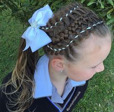 If you're a parent, then you know how hard it can be to style the long and soft hair of a child. Most parents get up in the morning on a school day, have a coffee, and get ready to sleepily put their daughter's hair into one of three hairstyles: