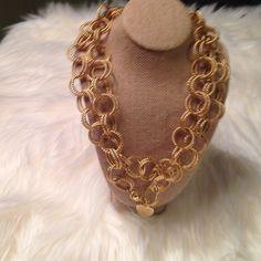 "Spotted while shopping on Poshmark: ""Betsy Johnson necklace""! #poshmark #fashion #shopping #style #Betsey Johnson #Outerwear"