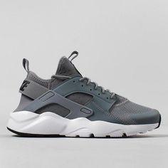size 40 e70dd 3a26a Nike Air Huarache Run Ultra Shoes - Cool Grey Black  runningshoes Nike  Shoes Huarache