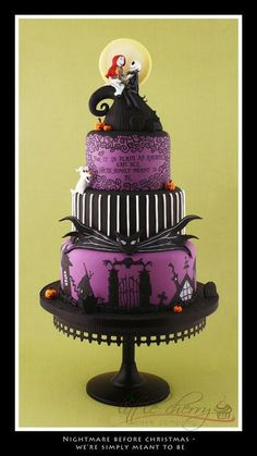 Great cake for those October birthdays