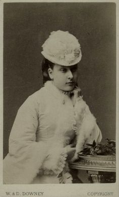 Pss Beatrice of England, Mids 1870s. - Post Tenebras, Lux .