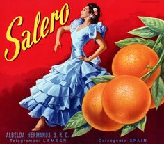 Fruit crate labels posters and prints for sale. Fruit crate art on labels was a means of marketing fruit packer brands at the turn of the century. Vintage Labels, Vintage Ads, Vintage Posters, Vintage Food, Art Posters, Vintage Ephemera, Vintage Travel, Vintage Metal, Vintage Images