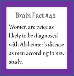 Exercising your brain is every bit as crucial as exercising your body for your overall health and to fend off memory loss. Brain Health, Women's Health, Health And Wellness, Health Fitness, Brain Facts, Brain Training, Wellness Center, Health Matters, Alzheimers