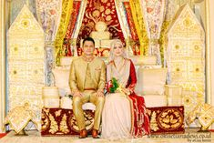 Indonesia, islamic wedding  minang tradition