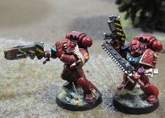 Stormraven Gunships and Furioso - Blood Angels 2500pts - Faeit 212: Warhammer 40k News and Rumors