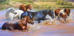 Horseplay by Bonnie Marris