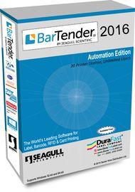 Seagull BarTender 2016 Basic Edition
