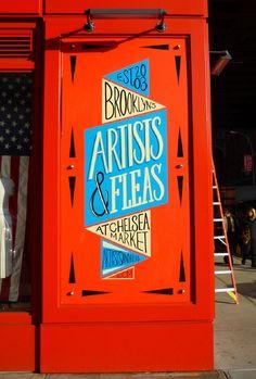 Artists & Fleas at Chelsea - TravisWsimon.com