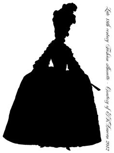 EKDuncan - My Fanciful Muse: Late 18th Century Fashion Silhouettes