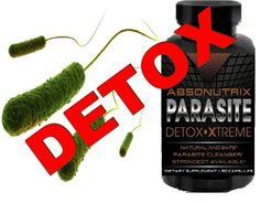 Absonutrix Parasite Detox Xtreme Cleanse Natural Safe!!