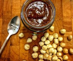 DIY: Make Your Own Healthy Nutella